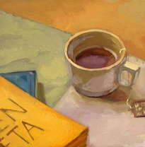té y libros