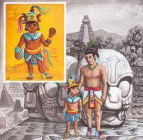 el niño maya