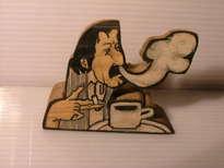 cigarrillo y café