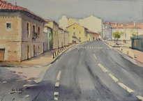 paisaje urbano.-villarcayo