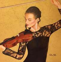 la violinista ii
