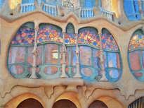 casa batll, gaud