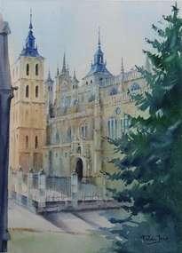atrio catedral