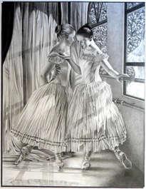 charla de bailarinas