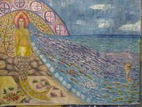 diosa del agua