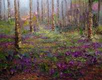 bosque de lila