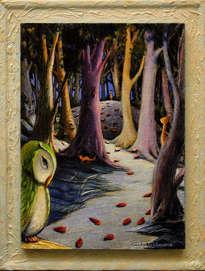 pollicino y los amigos del bosque- ( enmarcado)