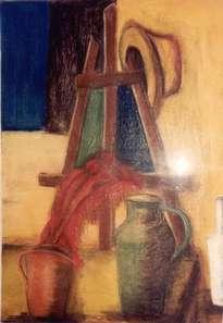 el rincón del pintor