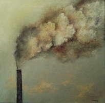 fabrica contaminando