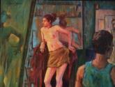 alegoria de la pintura al natural