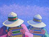 musicos andinos