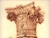 capiteles y flores - orden corintio