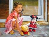 tres muñecos