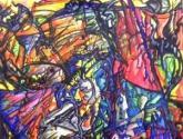 glaube versetzt striche/faith enables strokes/   la fe permite a los accidentes cerebrovasculares