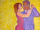 tango asturiano - don felipe de borbón y dª letizia ortiz rocasolano