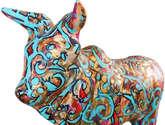 toro turquesa
