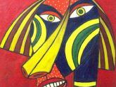 cabeça - máscara iii - raimunda