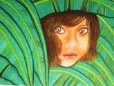 ojos y hojas-prohibida la reproducción
