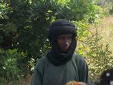 comerciante etnia tuareg