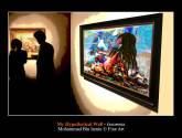 my hypothetical art wall-no07