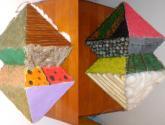 mezcla de dos octaedros