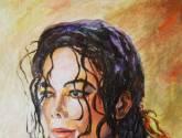 portrait of a singer.