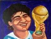 maradona 86