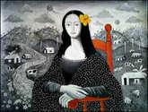 mona lisa cibaeña
