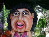 mascaron caricaturesco