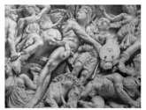 batalla de aquiles contra las amazonas