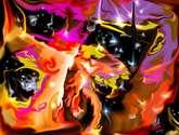 fuego cósmico