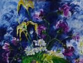 las flores campestres