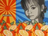 naranja mecánica. retrato de ana carla