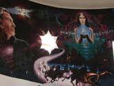 mural en palacio munisipal magdalena son. mex.