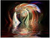 fractal emergiendo.