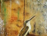 un colibri en el taller