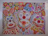 clowns (rabbit, gugu, gago)
