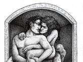 centauro y amazona