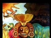 mictlaltecutli  aztec god of the dead