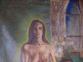 mujer desnuda  ( la querendona