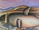 el anfiteatro sagrado