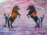 caballos escuela andaluza del arte ecuestre