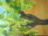 vid de uvas verdes