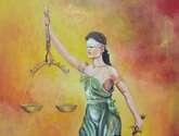 justicia en amarillo