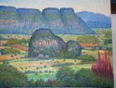 paisaje de viñales