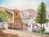 vista de alboloduy (almeria)