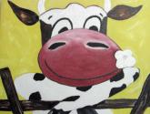 la vaca granjera