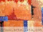 cuadros modernos en las condes