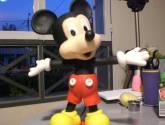 simpático ratón