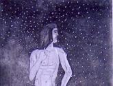 príncipe en el pedestal